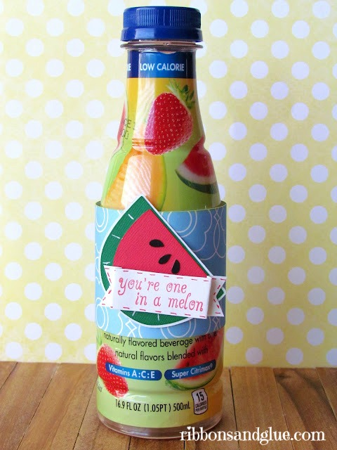One in a Melon Teacher Gift