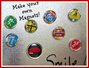 How to make your own magnets