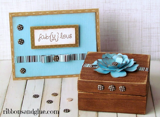 Keepsake Box and Card